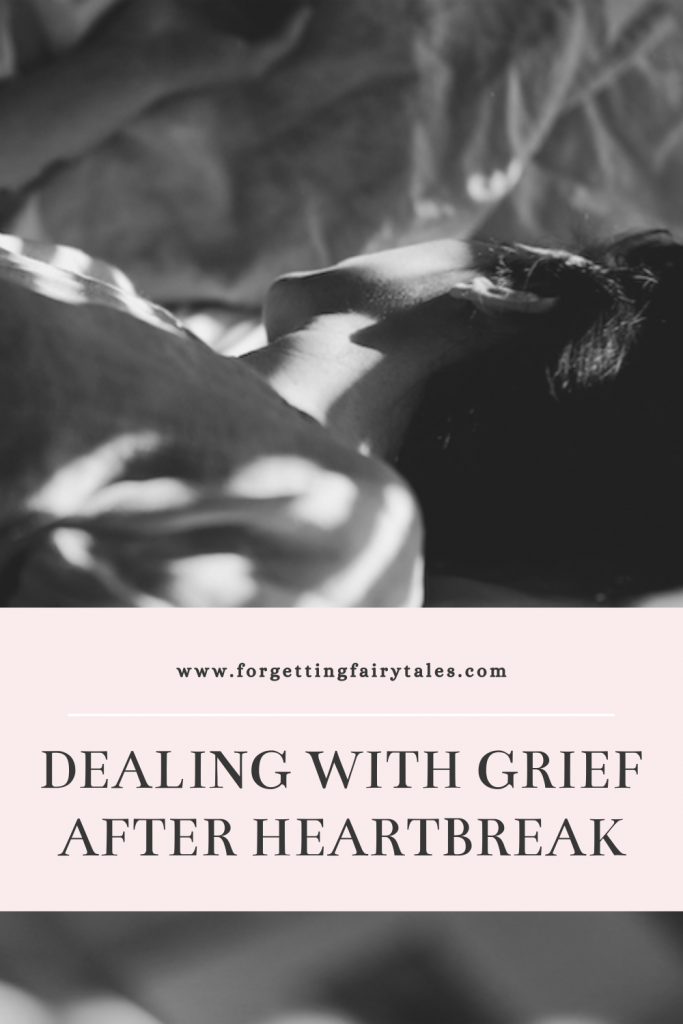 Dealing With Grief After Heartbreak
