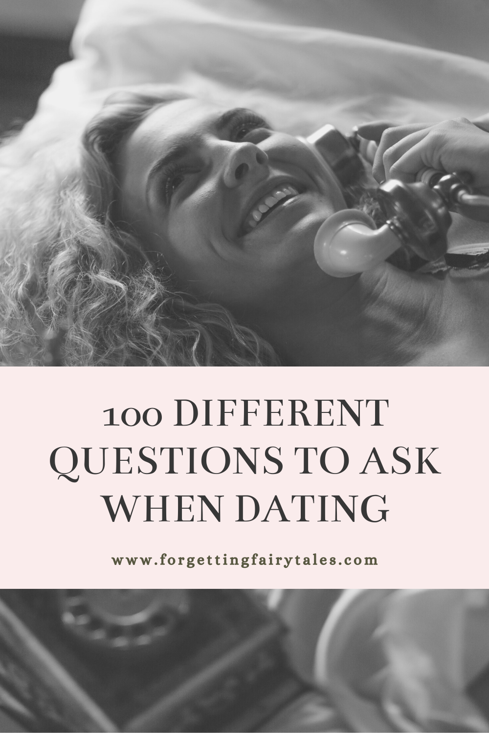 Different Questions to Ask When Dating