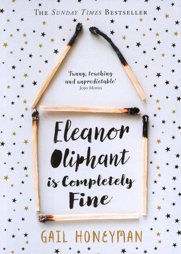 eleanor oliphant - romance book