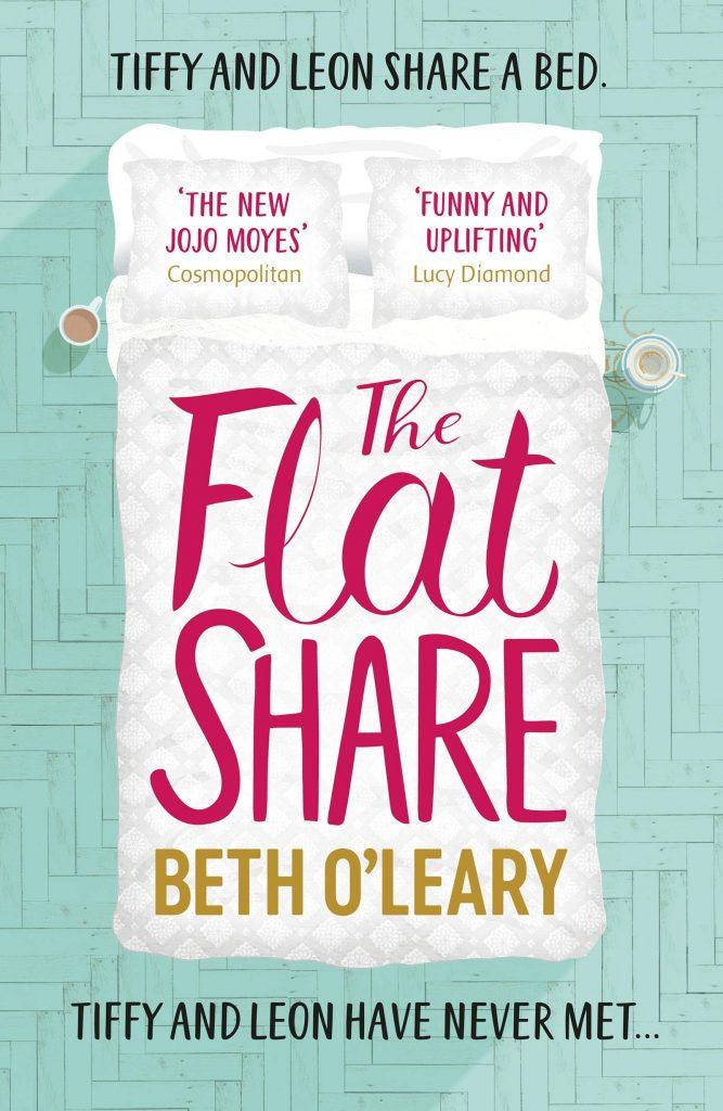 the flatshare - romance books