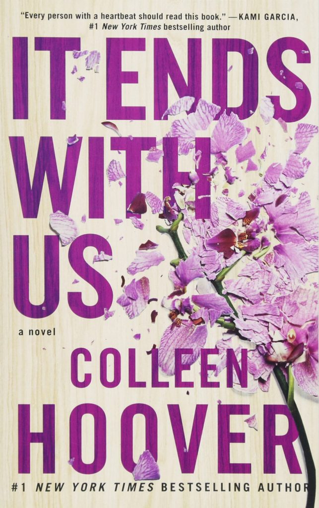 it ends with us - romance book