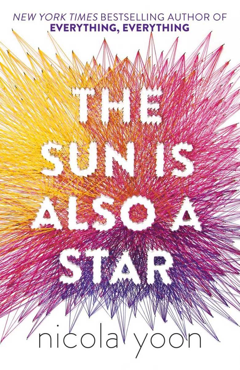 the sun is also a star - romance book
