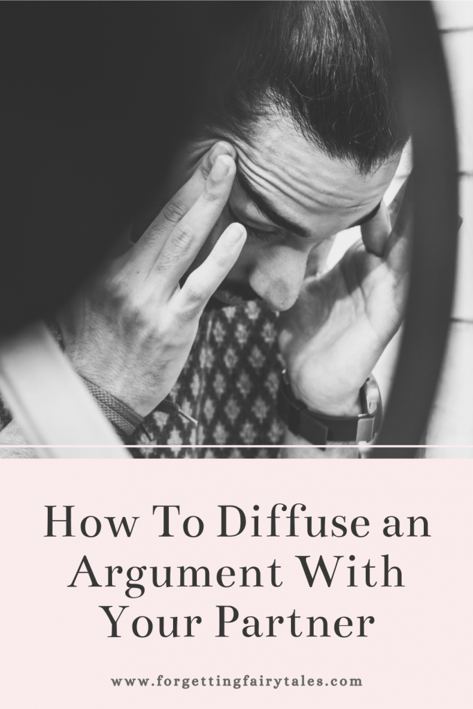 Diffuse an Argument With Your Partner