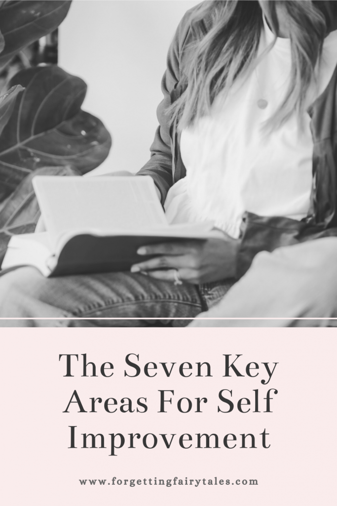 Key Areas For Self Improvement