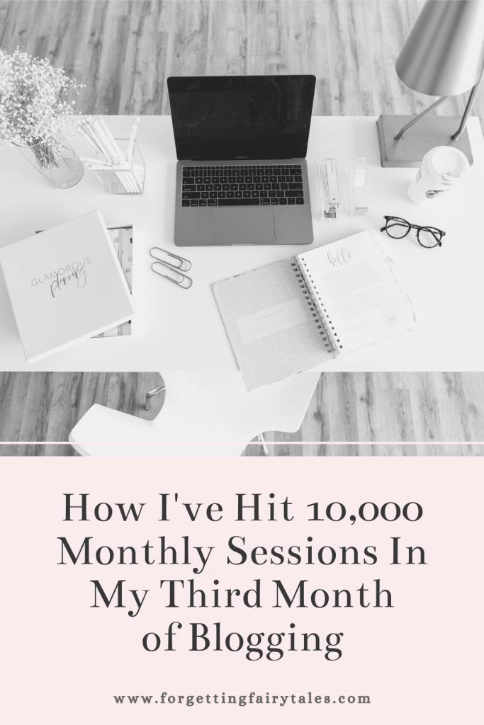 Third Month of Blogging