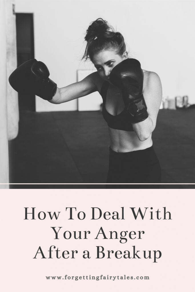 Anger After a Breakup