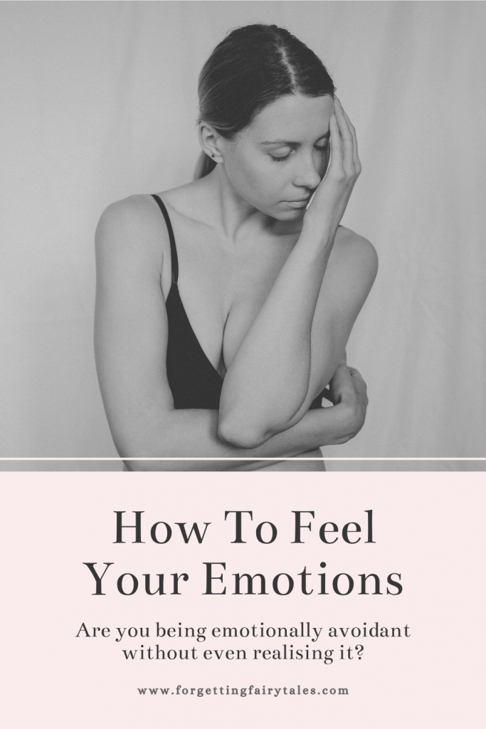 Are you being emotionally avoidant?