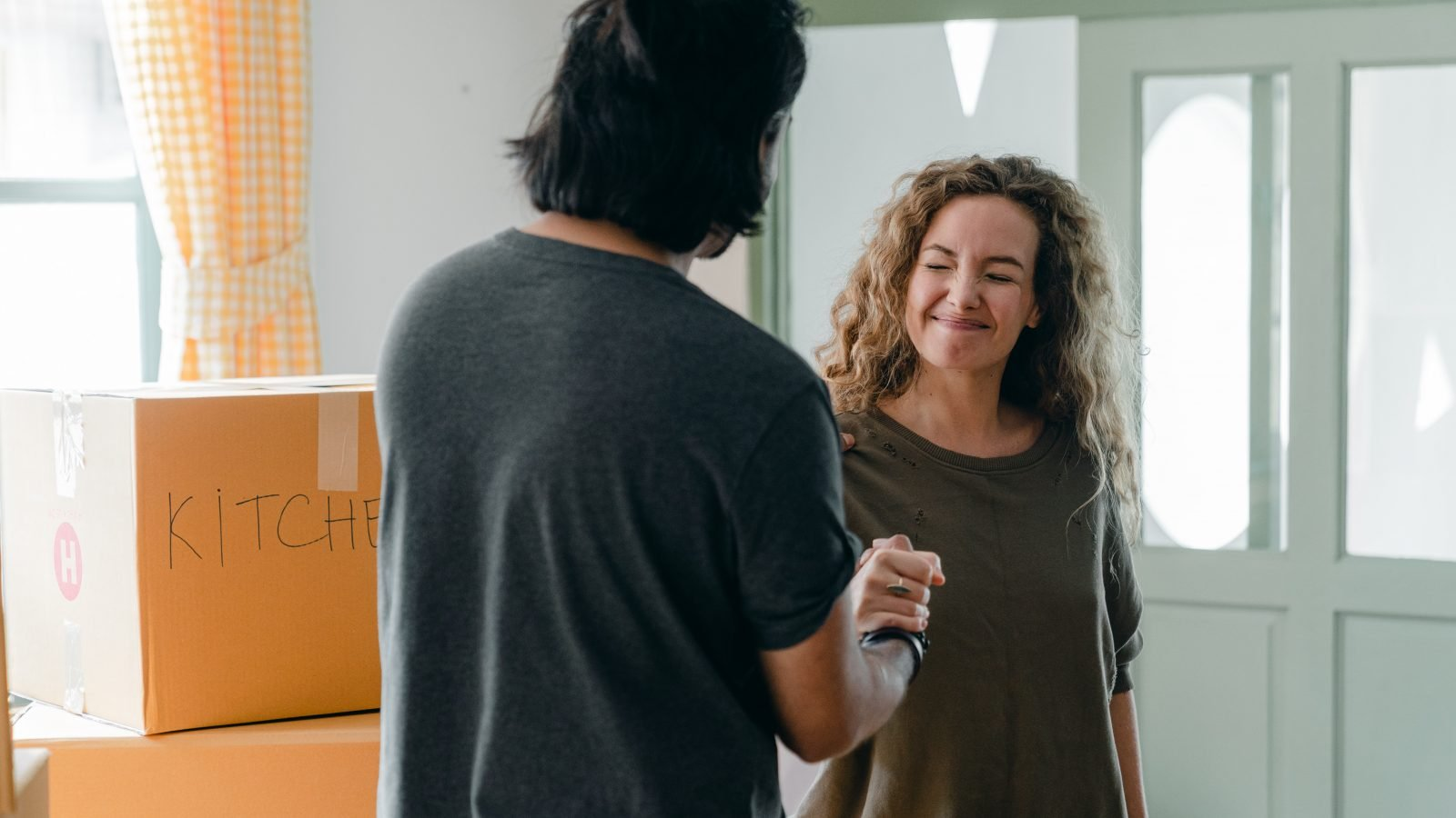 Signs You're Ready To Move In With a Partner