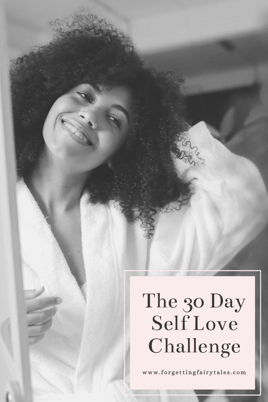 30 Day Self Love Challenge