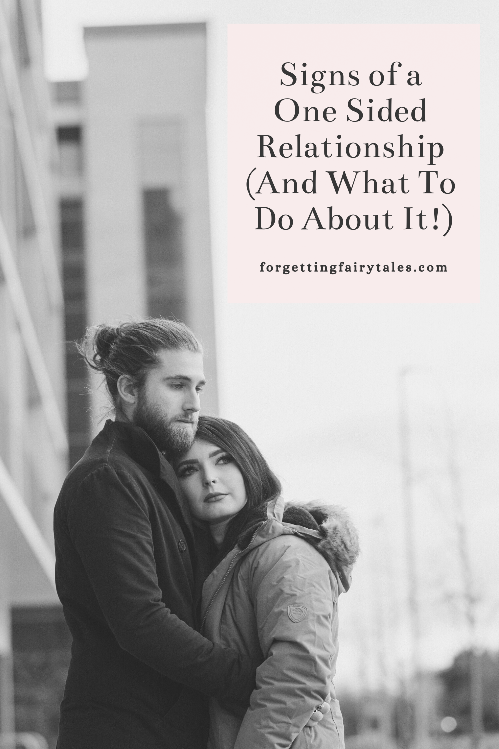 Are You In a One Sided Relationship?
