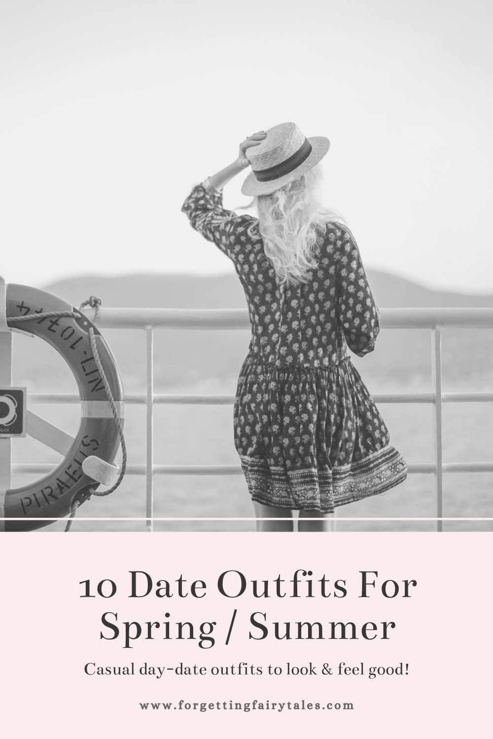 Casual Date Outfits for Spring / Summer